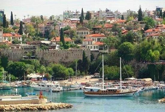 Анталия жемчужина Средиземного моря