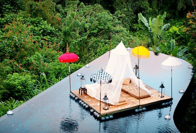 Бали – остров лета южнее экватора