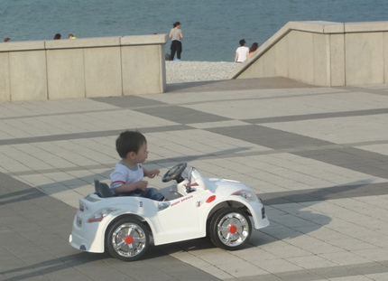 Моя первая машина!
