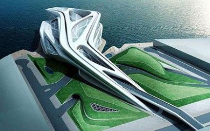Удивительная архитектура будущего