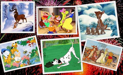 Картинки из мультфильмов Диснея