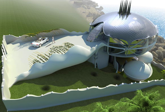 Космическая архитектура будущего