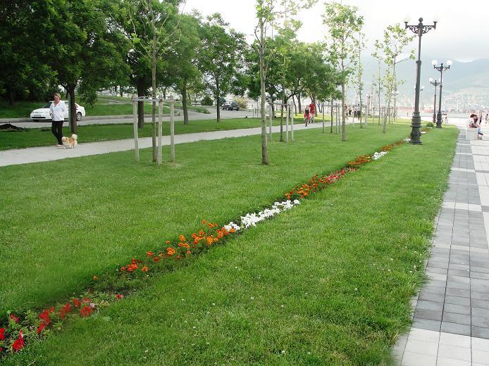 Прогулка вдоль набережной