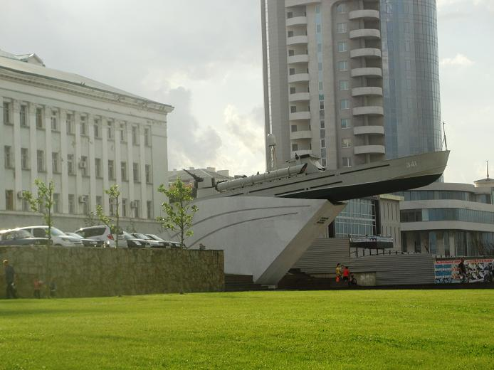 Памятник Героям черноморцам