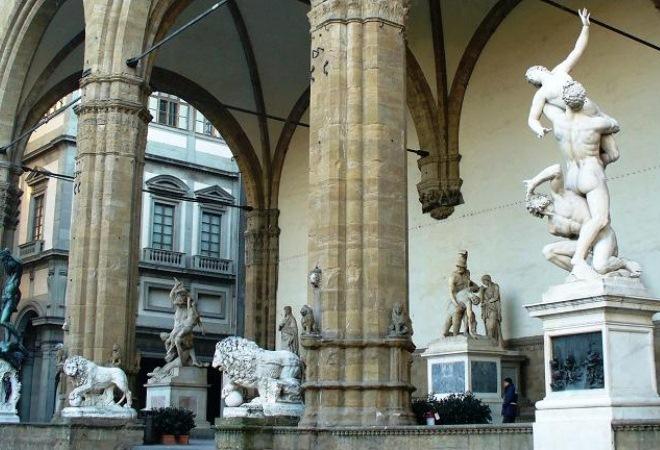 Город искусства Флоренция