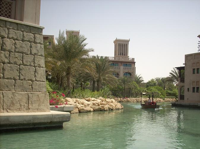 Djumeira-Dubai