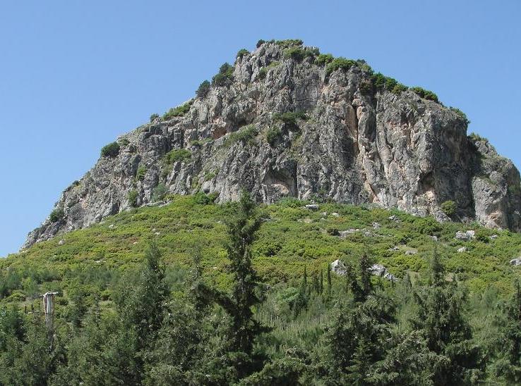 Pamukkale-Turciya