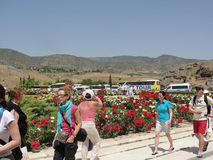Pamukkale-ekskursiya