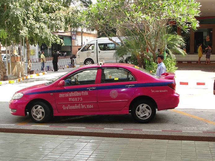taksi-pattaya