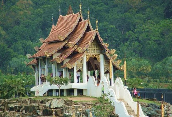 Первая поездка в Тайланд