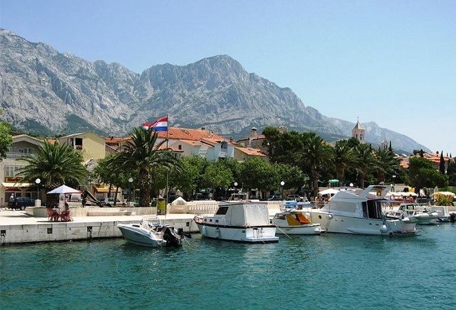 Великолепный полуостров Истрия на побережье Адриатического моря