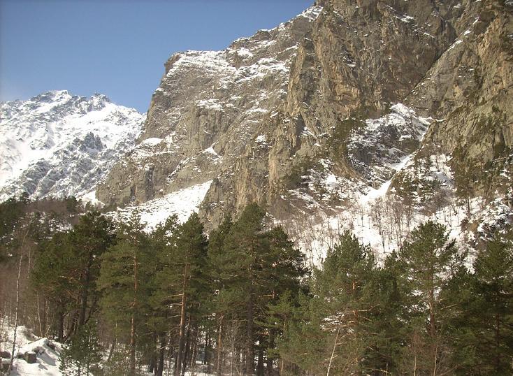 Gory-Kabardino-Balkarii