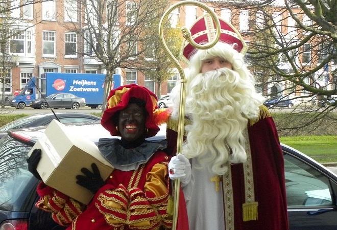 Удивительный голландский Дед Мороз