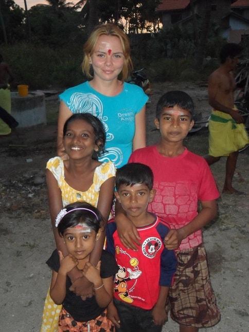 Культура и обычаи жителей острова Цейлон