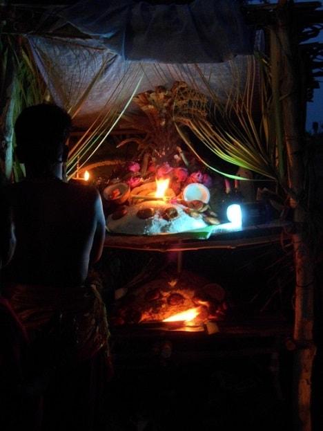 Культура населения Шри-Ланки
