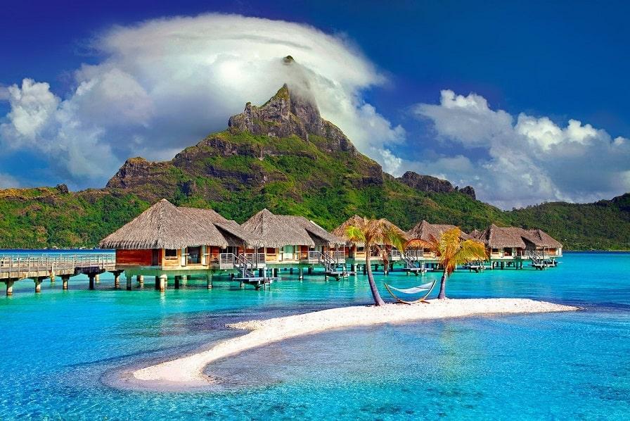 Куда поехать отдыхать зимой на море за границу недорого